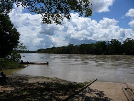 Rio Guayabero-Puerto